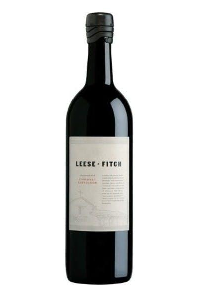 Leese-Fitch Cabernet Sauvignon