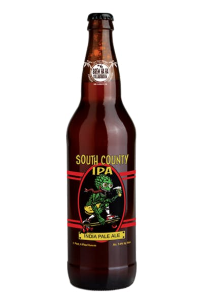 Left Coast South County IPA