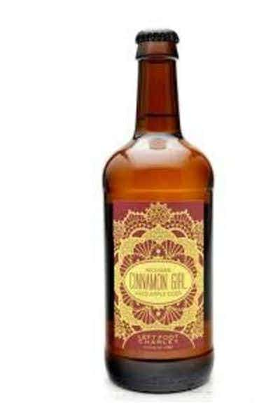 Left Foot Charley Cinnamon Girl Hard Cider
