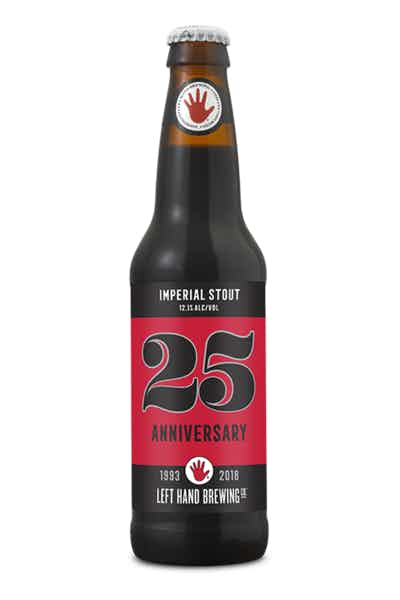 Left Hand 25th Anniversary Imperial Stout