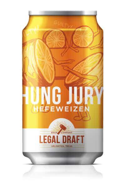 Legal Draft Hung Jury Heffeweizen