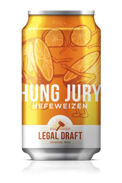 Legal Draft Hung Jury Heffeweizen