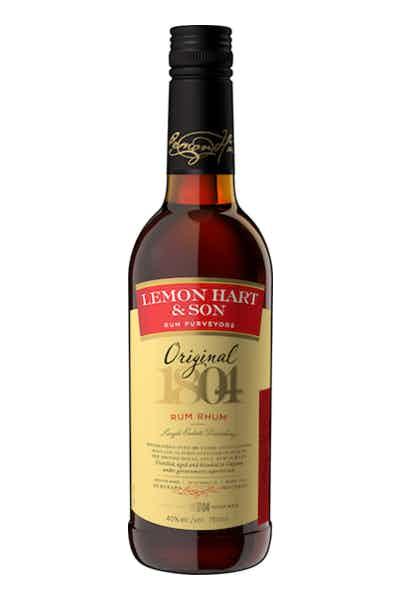Lemon Hart Original Single Estate Rum