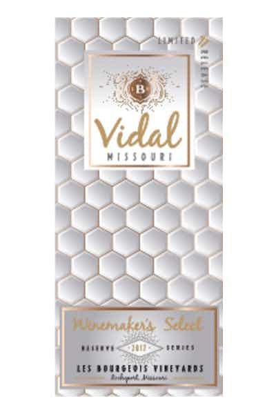 Les Bourgeois Vidal Blanc