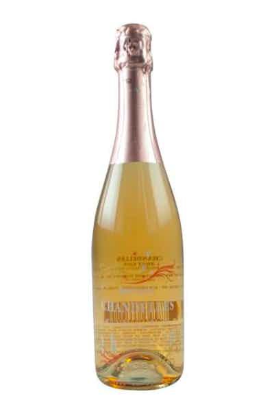 Les Chandelles Sparkling Rose Wine