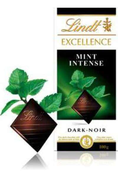 Lindt Excellence Intense Mint