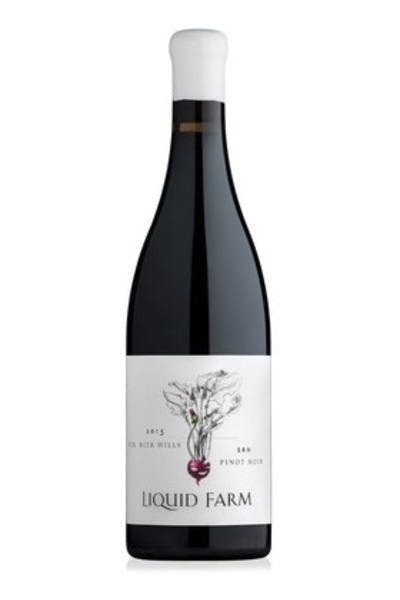 Liquid Farm Pinot Noir 2015
