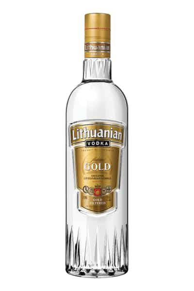 Lithuanian Gold Vodka