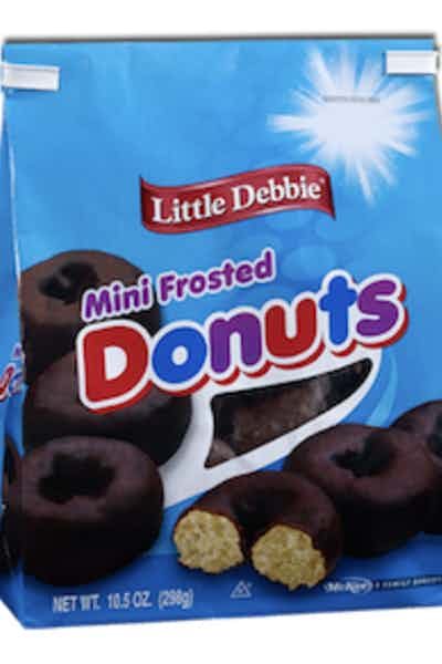 Little Debbie Chocolate Frosted Donuts