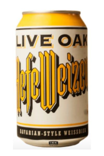 Live Oak Hefeweizen