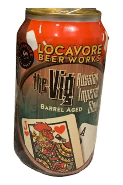 Locavore The Vig Barrel Aged Russian Imperial Stout