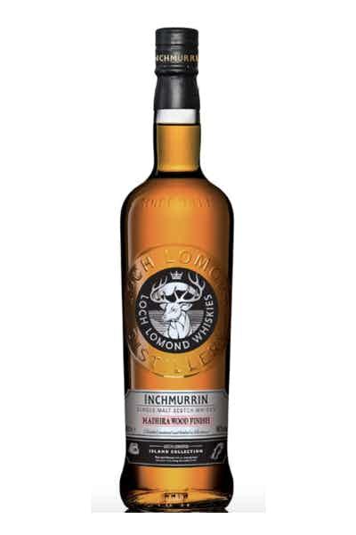 Loch Lomond Inchmurrin Madeira Finished Scotch