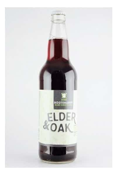 Locust Elder And Oak Cider