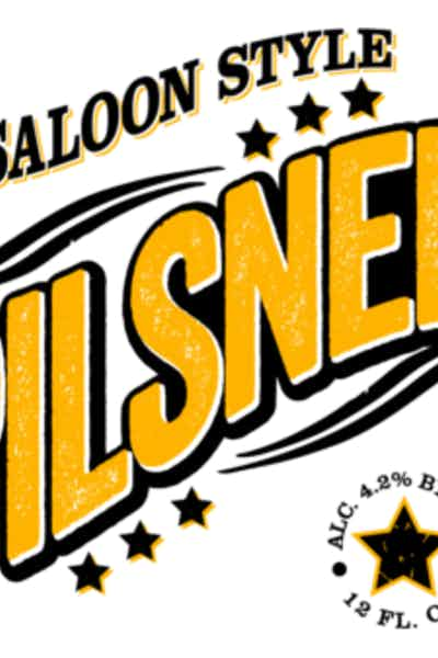 Lonerider Saloon Style Pilsner