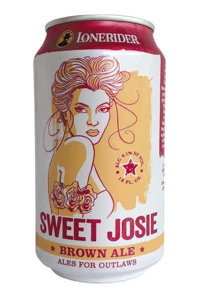 Lonerider Sweet Josie Brown Ale