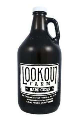 Lookout Farm Hop Up Hard Cider