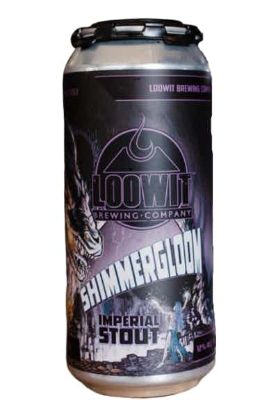 Loowit Shimmergloom Stout