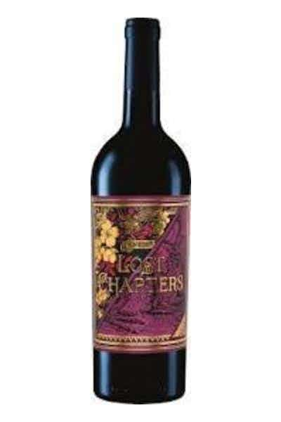 The Lost Chapters Napa Zinfandel