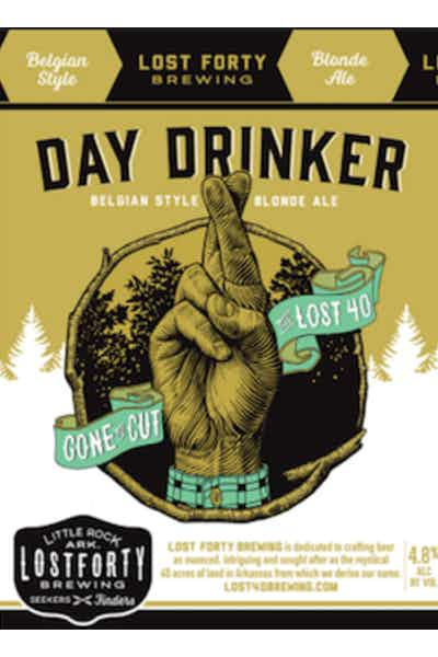 Lost Forty Day Drinker Belgian Blonde
