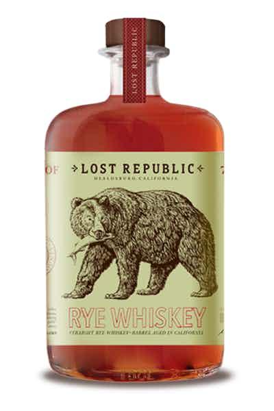 Lost Republic Rye Whiskey