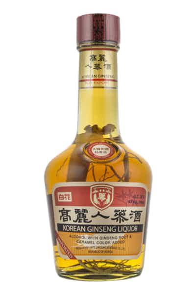 Lotte Korean Ginseng Liquor