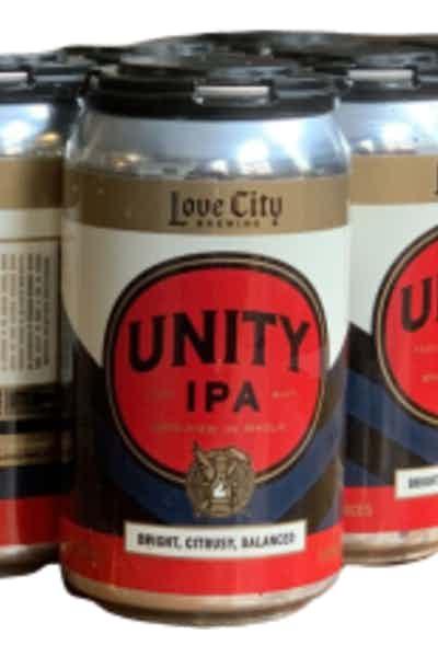 LOVE CITY Unity IPA