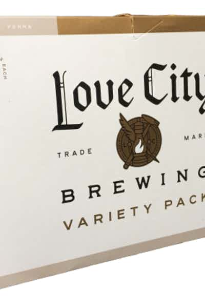 LOVE CITY Variety Pack