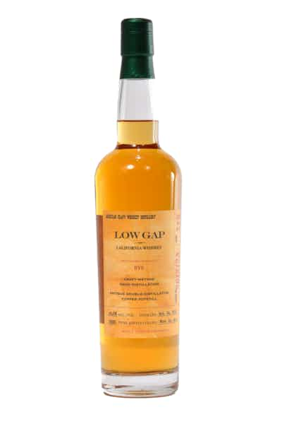 Low Gap 2 Year Rye Whiskey