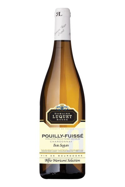 Luquet Pouilly Fuisse Bois Seguin