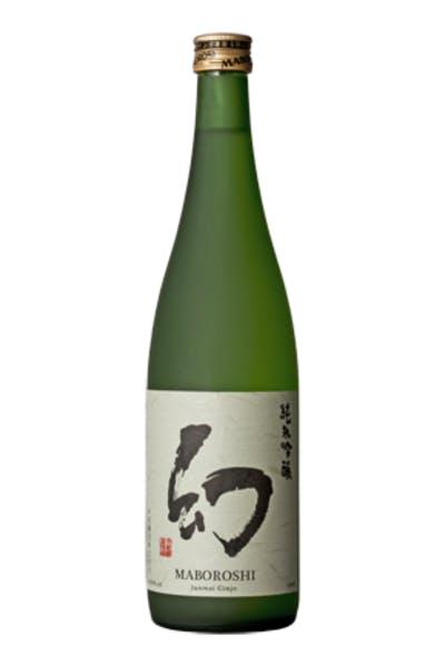 Maboroshi Mystery Daiginjo