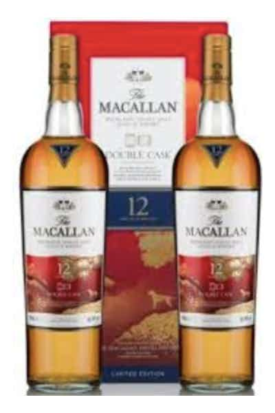 Macallan Double Cask 12 Year Chinese New Year Pack