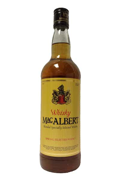 Mac Albert Whiskey