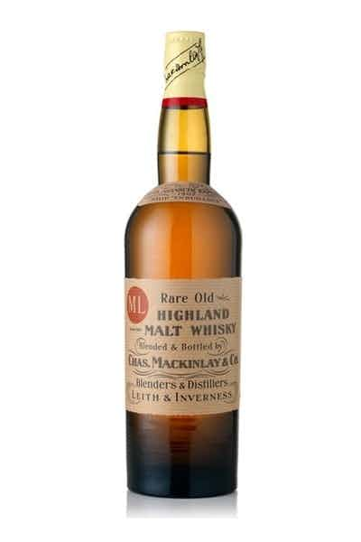 Mackinlay's Shackleton Old Rare Blended Malt Scotch Whiskey