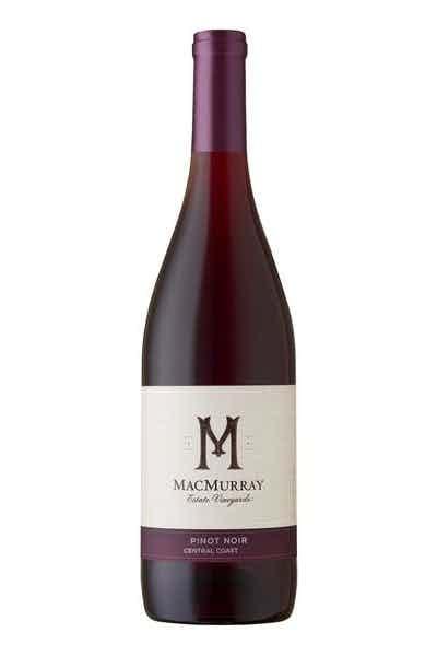 MacMurray Estate Central Coast Pinot Noir