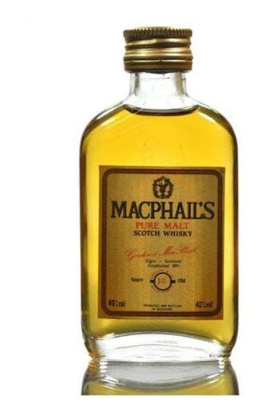 Macphail's 10 Year