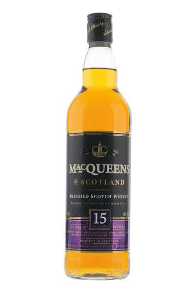 Macqueens 15 Year Blended Scotch Whisky