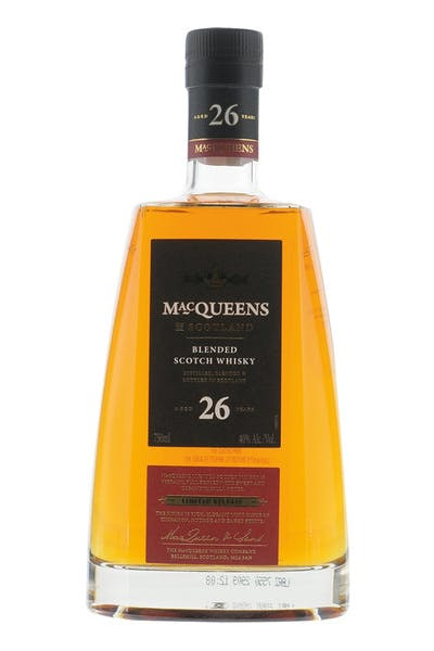 Macqueens 26 Year Blended Scotch Whisky