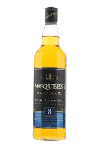 Macqueens 8 Year Blended Scotch Whisky