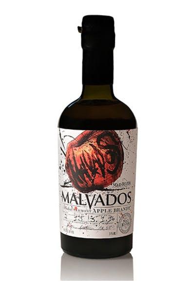 Mad River Malvados Apple Brandy 100pf