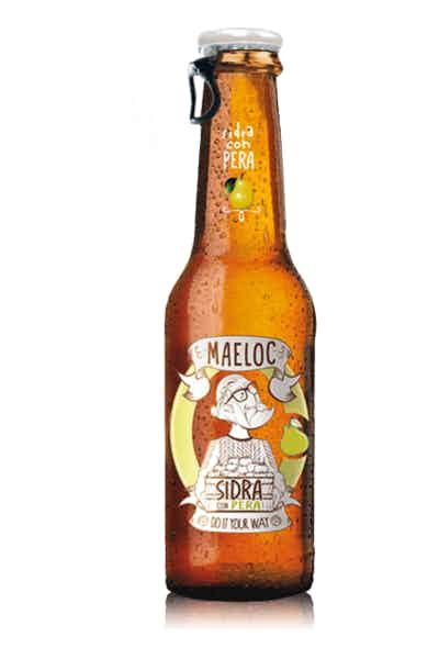 Maeloc Pear Cider