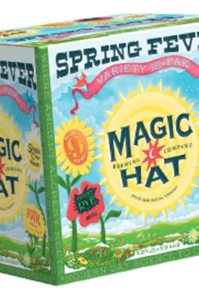 Magic Hat Spring Fever Variety Pack Price & Reviews | Drizly