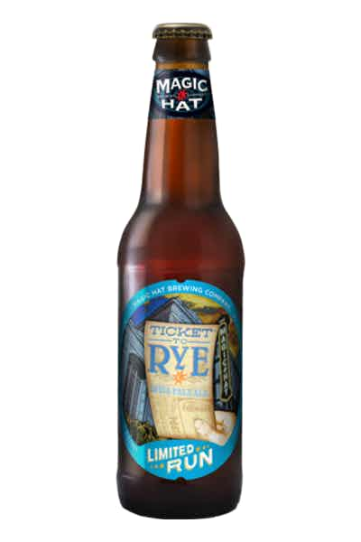 Magic Hat Ticket to Rye IPA