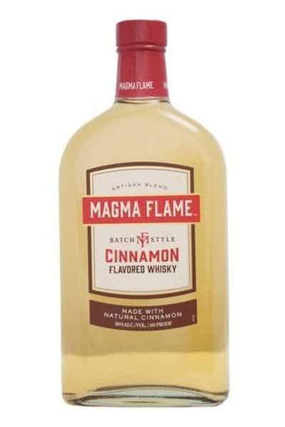 Magma Flame Cinnamon Whiskey