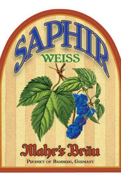 Mahr's Saphir Weisse