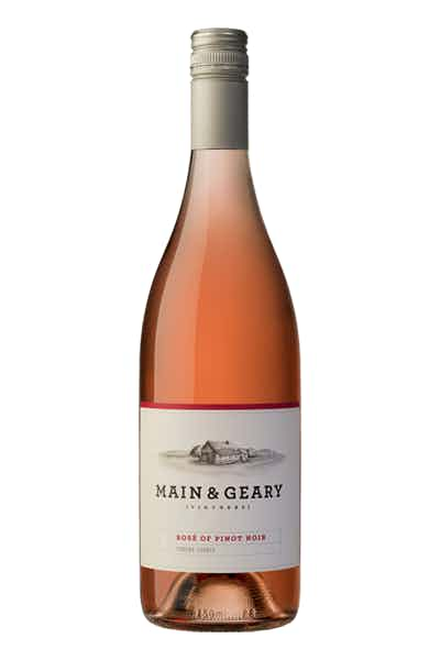 Main & Geary Rose Of Pinot Noir