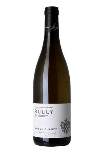 Maison Chanzy Rully En Rosey Blanc 2015