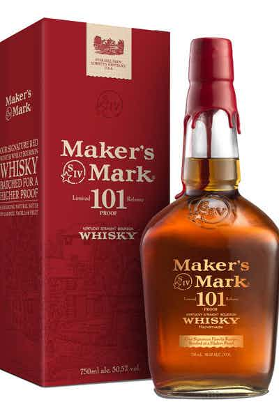 Maker's Mark 101 Bourbon Whisky