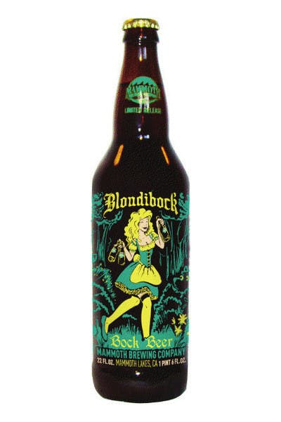 Mammoth Blondibock Heaven Hill Bourbon Barrel
