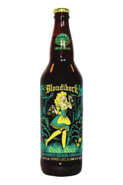 Mammoth Blondibock Heaven Hill Bourbon Barrel