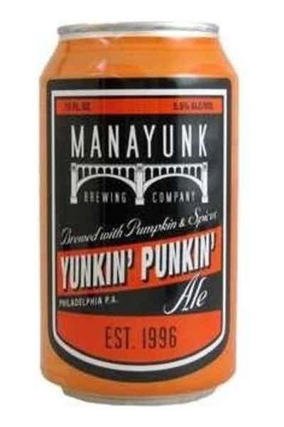 Manayunk Yunkin Pumpkin